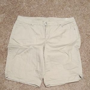 Just my size cargo shorts size 18